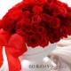 還暦のばら60本薔薇